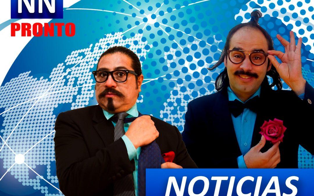 Jueves 3 de septiembre La Chunga emite en el programa Noticias Noticiosas